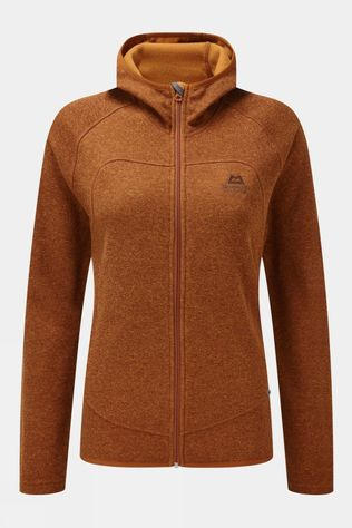Mountain Equipment Womens Kore Hooded Jacket Caramel Cafe