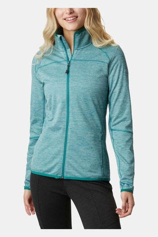 Columbia Columb Baker Valley Full Zip Fleece Waterfall Heather