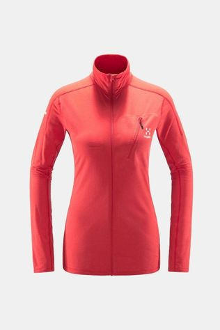 Haglofs Womens L.I.M Mid Jacket Hibiscus red