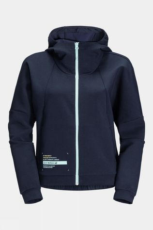 Jack Wolfskin Womens Starboard Jacket Midnight Blue