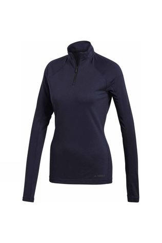 Womens Trace Rocker Long Sleeve 1/2 Zip Fleece