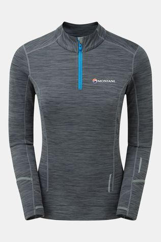 Montane Womens Katla Pull-On  Stratus Grey/Cerulean Blue