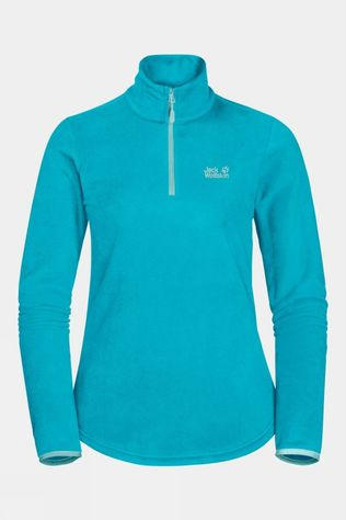 Jack Wolfskin Womens Echo Fleece Dark Aqua