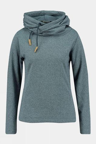 Ayacucho Womens Whistler Fleece Navy Jacquard