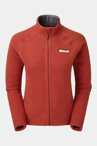 Montane Womens Tundra Jacket Uluru Red