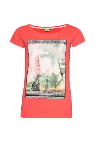 Protest Womens Lorna T-Shirt Grenadine