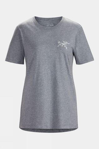 Arc'teryx Womens Bird Emblem Tee Dark Grey