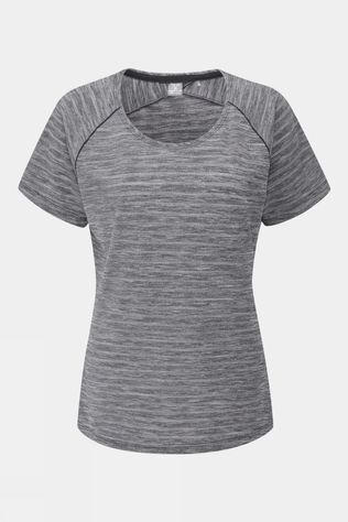 Rab Womens Wisp Tee Grey