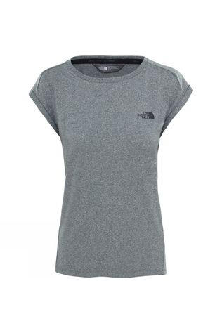 The North Face Womens Tanken Tank TNF Medium Grey Heather