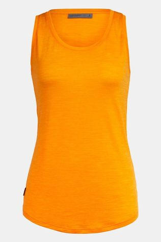 Icebreaker Womens Sphere Tank Top Sun Heather