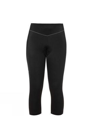 Vaude Womens Active 3/4 Pants Black Uni