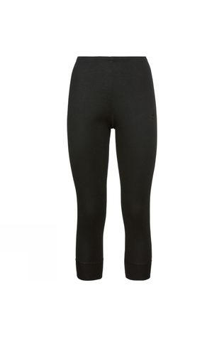 Odlo Womens Warm Pants 3/4     Black