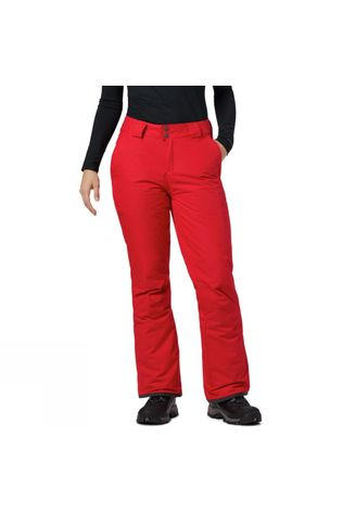 Columbia Womens On The Slope II Pant Red Lily