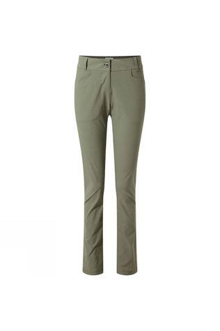 Craghoppers Womens Nosilife Clara II Trousers Soft Moss