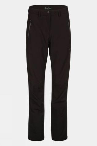 Our Planet Womens Cenote Softshell Trousers Black