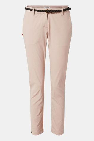 Craghoppers Womens Nosilife Briar Trouser Seashell Pink