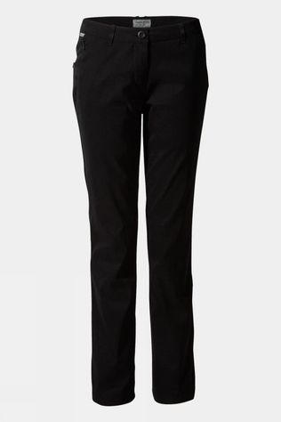 Craghoppers Womens Kiwi Pro II Winter Lined Trouser Black