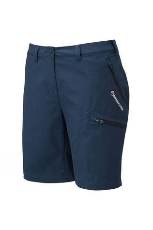 Montane Womens Dyno Stretch Shorts Narwhal Blue