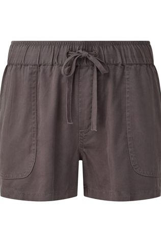 Tentree Womens Instow Short Boulder Grey