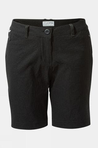 Craghoppers Women's Kiwi Pro III Short Black