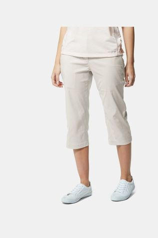 Craghoppers Womens Kiwi Pro II Crop Trousers Dove Grey
