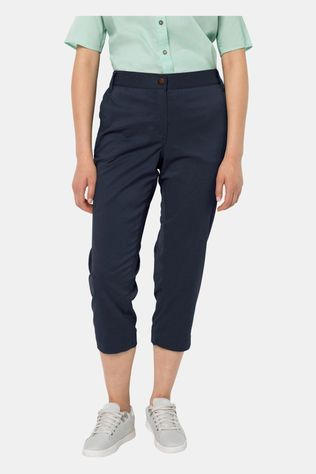 Jack Wolfskin Womens Senegal Trousers Midnight Blue