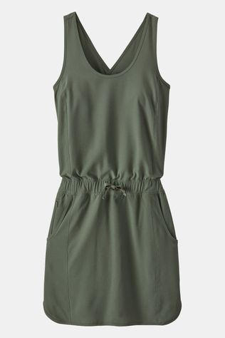 Patagonia Womens Fleetwith Dress Kale Green