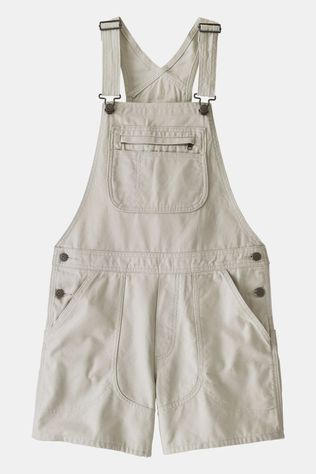 "Patagonia Stand Up Overalls-5"" Dyno White"