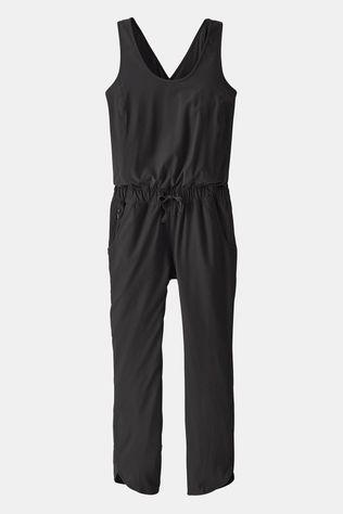 Patagonia Womens Fleetwith Romper Black
