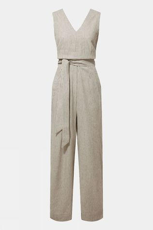 Craghoppers Women's NosiBotanical Kalela Jumpsuit Navy Stripe