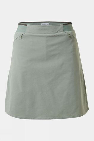 Craghoppers Women's NosiLife Pro Skort Green