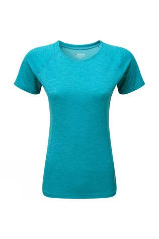 Montane Womens Dart T-Shirt Blue Ridge