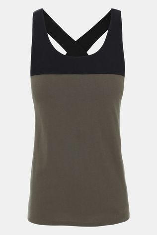 The North Face Womens  North Dome Tank New Taupe Green
