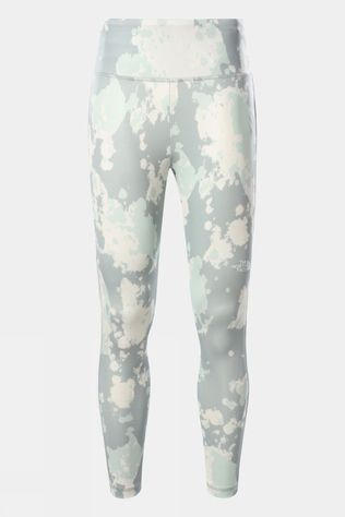 The North Face Womens Flex High Rise 7/8 Tight Wrought Iron Surreal Sky Print