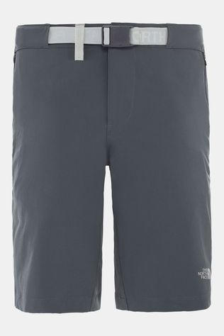 The North Face Womens Speedlight Shorts Vanadis Grey/Tnf White