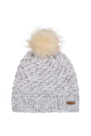 Nordbron Womens Noyal Beanie Cream