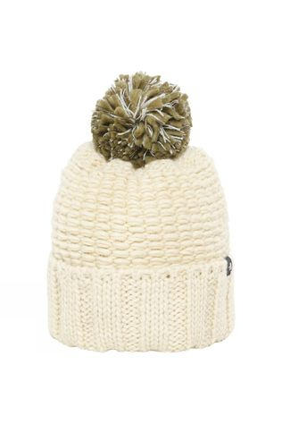 The North Face Cozy Chunky Beanie Bleached Sand
