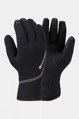 Montane Womens Power Stretch Pro Glove Black/Shadow