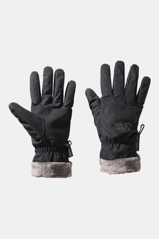 Jack Wolfskin Womens Stormlock Highloft Glove Black