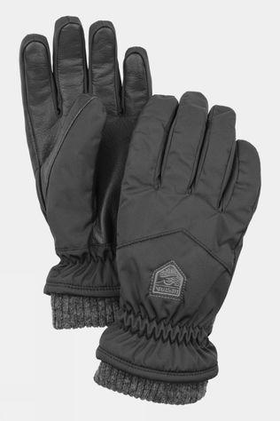 Hestra Women's Primaloft Rib Knit Glove Black