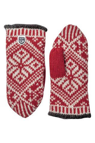 Womens Nordic Wool Mitt