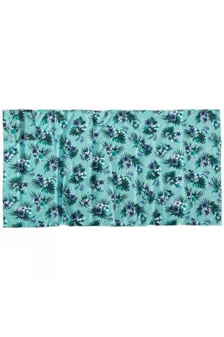 Jack Wolfskin Tropical Scarf Blanket Aqua All Over