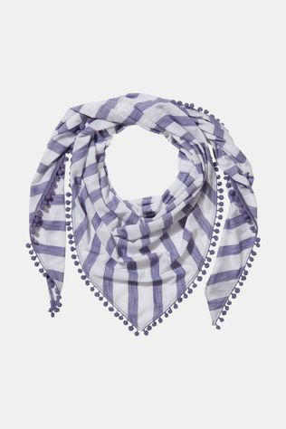 Craghoppers Nosilife Florie Scarf Paradise Blue Stripe