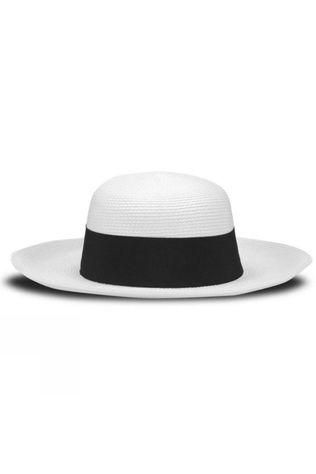 Tilley Womens TOY1 Audrey Hat White/Black