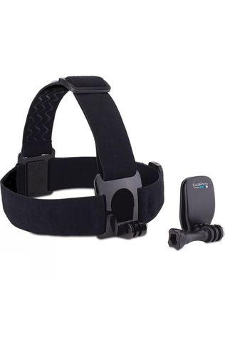 GoPro Head Strap and QuickClip .