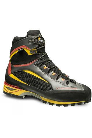 La Sportiva Mens Trango Tower GTX Boot Black/Yellow