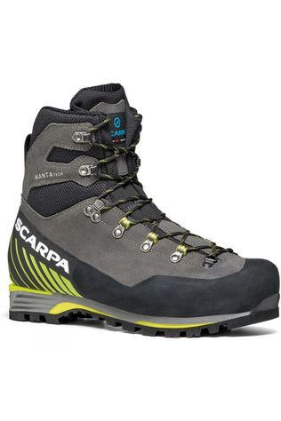 Scarpa Mens Manta Tech GTX Shark/Lime