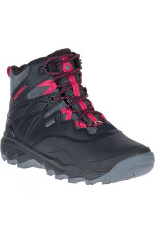 "Merrell Mens Thermo Adventure 6"" Ice+ Waterproof Black"