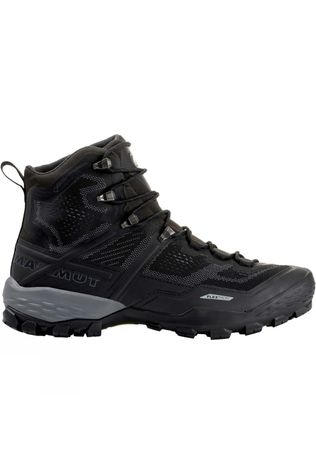 Mammut Mens Ducan High GTX Shoe Black/Black