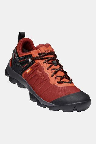 Keen Mens Venture WP Shoe Fired Brick/Burnt Ochre